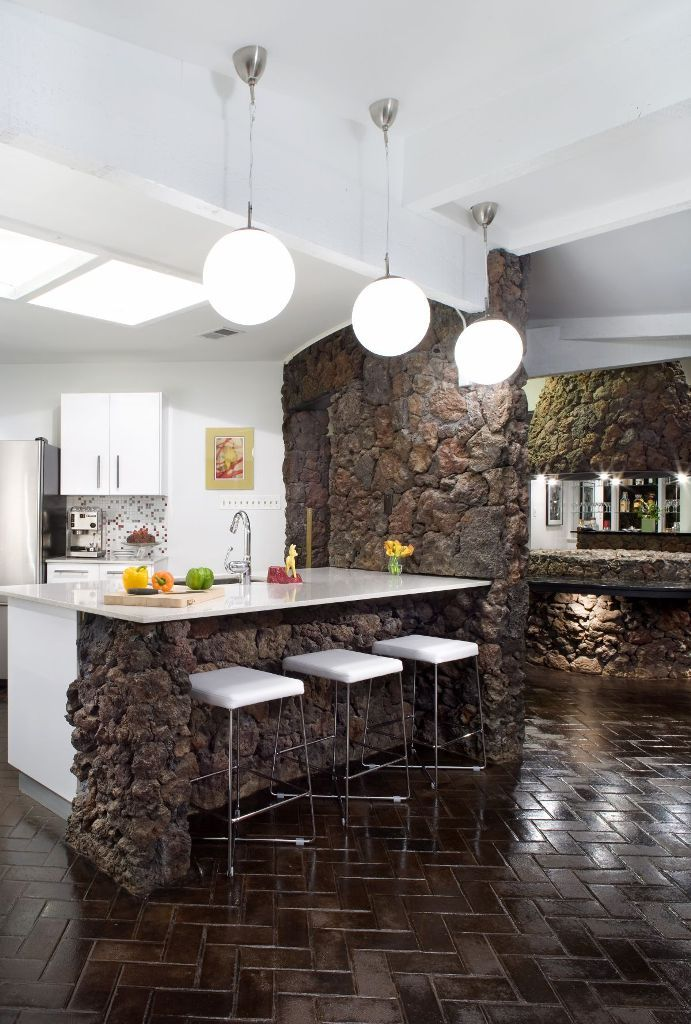 Single Wide Mobile Home Kitchen Designs Stone Kitchen
