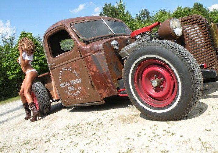 i love the look of rat rods this the best i ve seen lot s o pics rh pinterest com