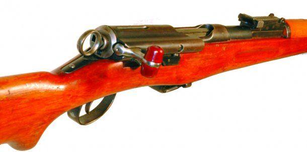 Schmidt-Rubin Model 1911
