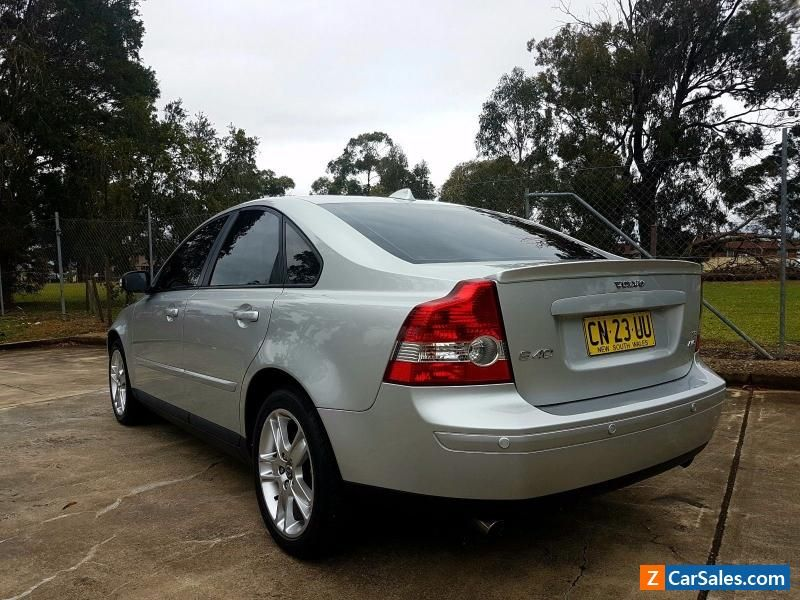 Volvo S40 T5 AWD Turbo 5 cylinder full dealer Service History NO