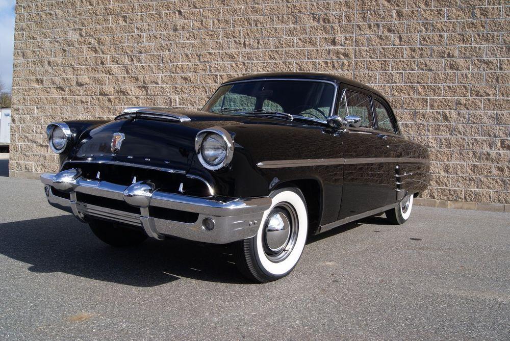 1953 Mercury Monterey Deluxe Mercury Cars Mercury Classic Cars