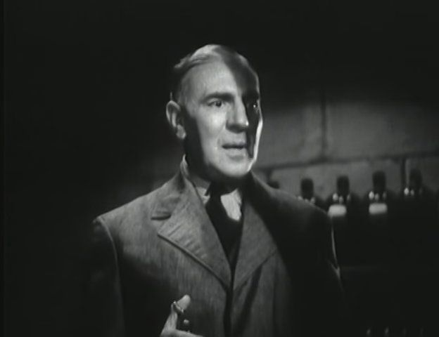 George Zucco | The Mad Monster (1942), a PRC horror film directed by Sam Newfield
