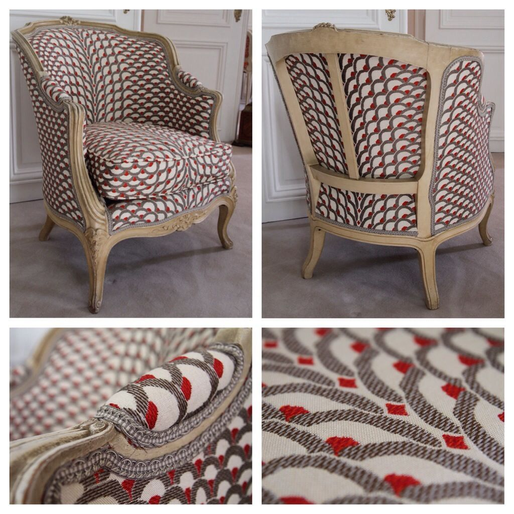 bergres habilles d39cailles le manach maison pierre frey tissu. Black Bedroom Furniture Sets. Home Design Ideas