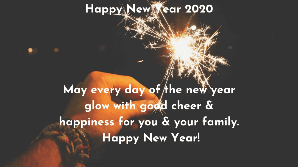 Greetings for Amazing 2020 Quotes about new year, Happy