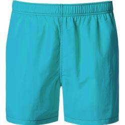 Jockey Bade Shorts Herren, Mikrofaser, blau Jockey