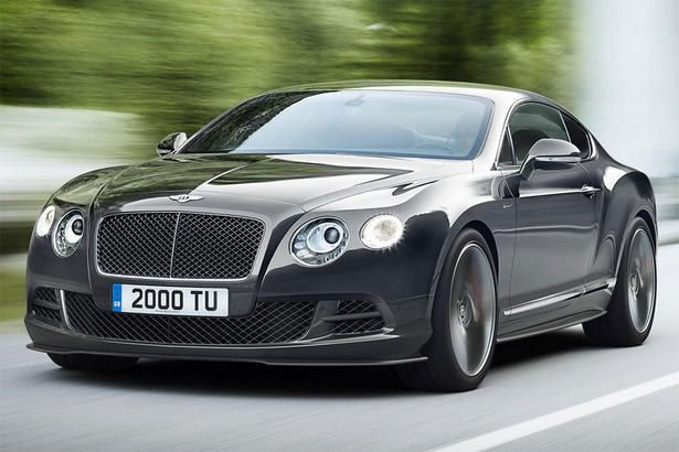 13 Things That Cost As Much As Having A Kid Bentley Continental Gt