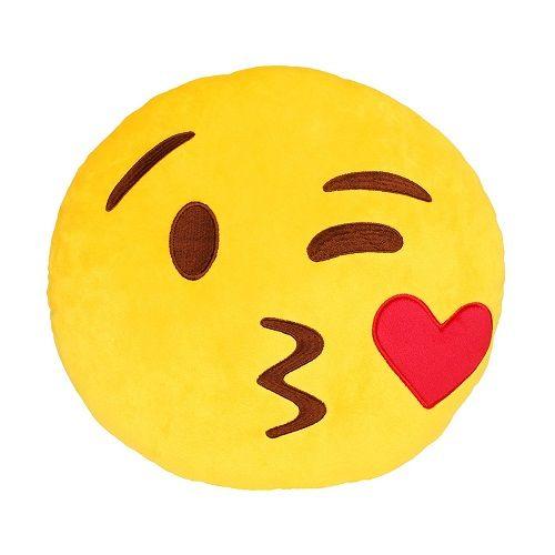 Valentines Day 12 Best Gifts For Your Long Distance Boyfriend Emoji Pillows Kissy Emoji Valentine S Day Emoji