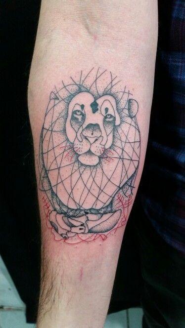 My tat!