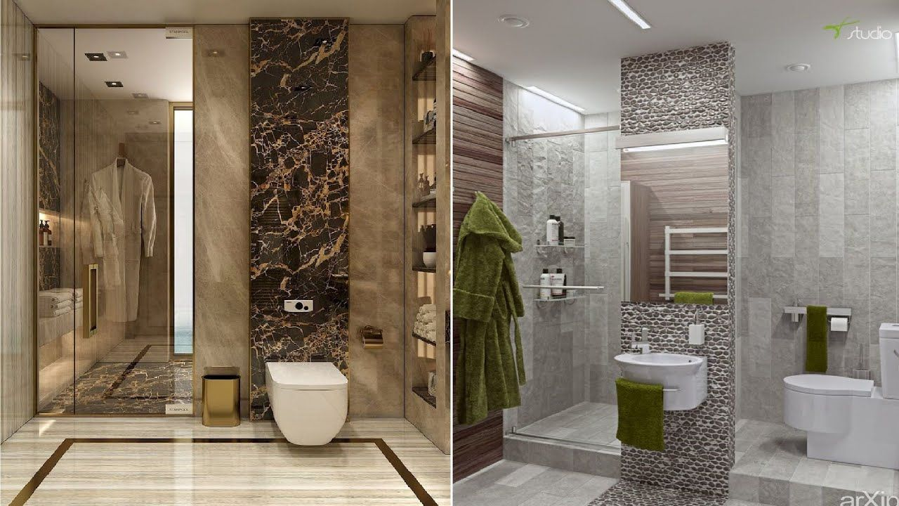 Top 100 Small Bathroom Design Ideas Modern Bathroom Floor Tiles Wall Tiles 2020 Youtube Large Bathroom Design Top Bathroom Design Best Bathroom Designs