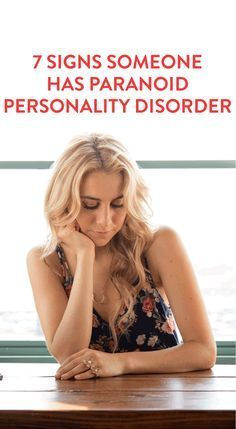 how to help someone with paranoid personality