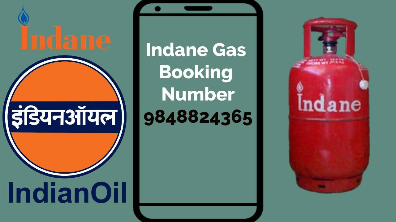 Indane Gas Booking Number 9848824365 Hyderabad Gas Booking Hyderabad