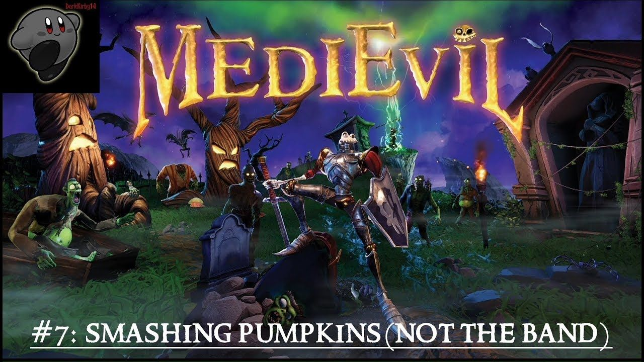 Medievil 2019 7 Smashing Pumpkins Not The Band Shadow Of The Colossus Spyro The Dragon Living Dead