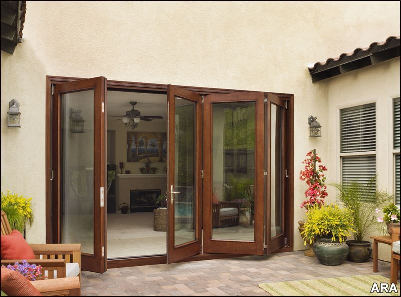 Patio Doors | Perfect Patio Doors Provide A Fresh Approach