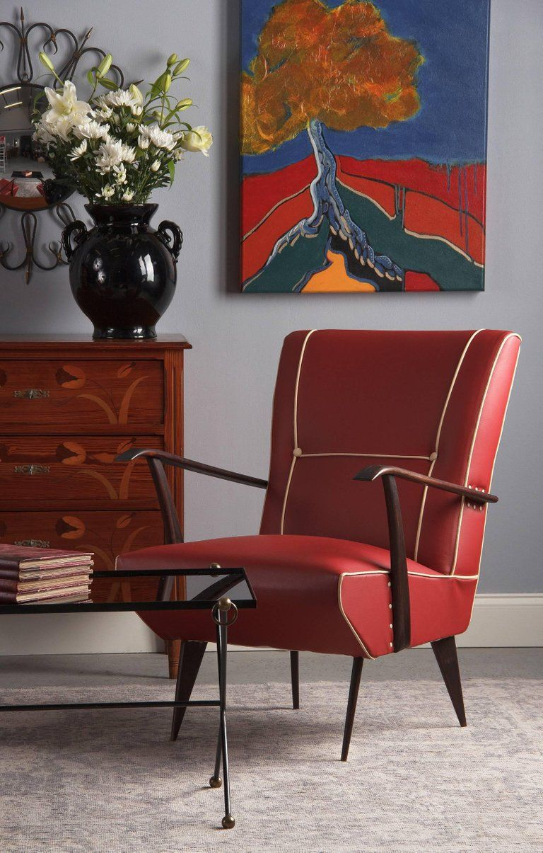 Meridian Furniture Inc Riley Velvet Accent Chair from