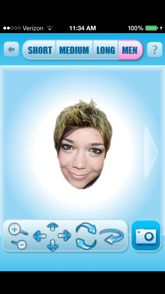 Hairstyles App Makeover App Frosted Tips  Hairstyles  Pinterest