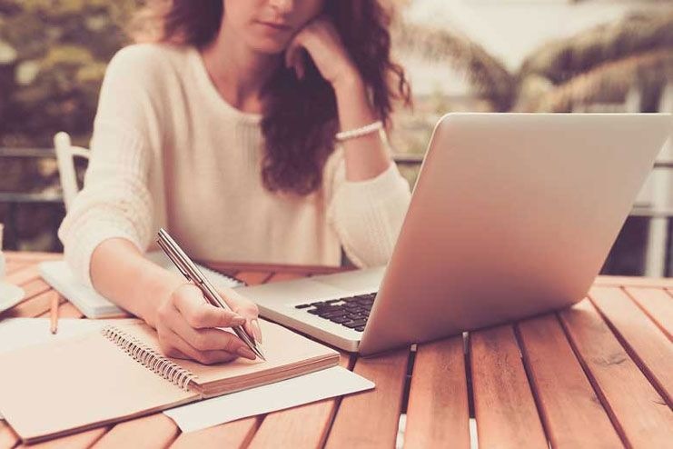 Image result for lifestyle of a freelance writer
