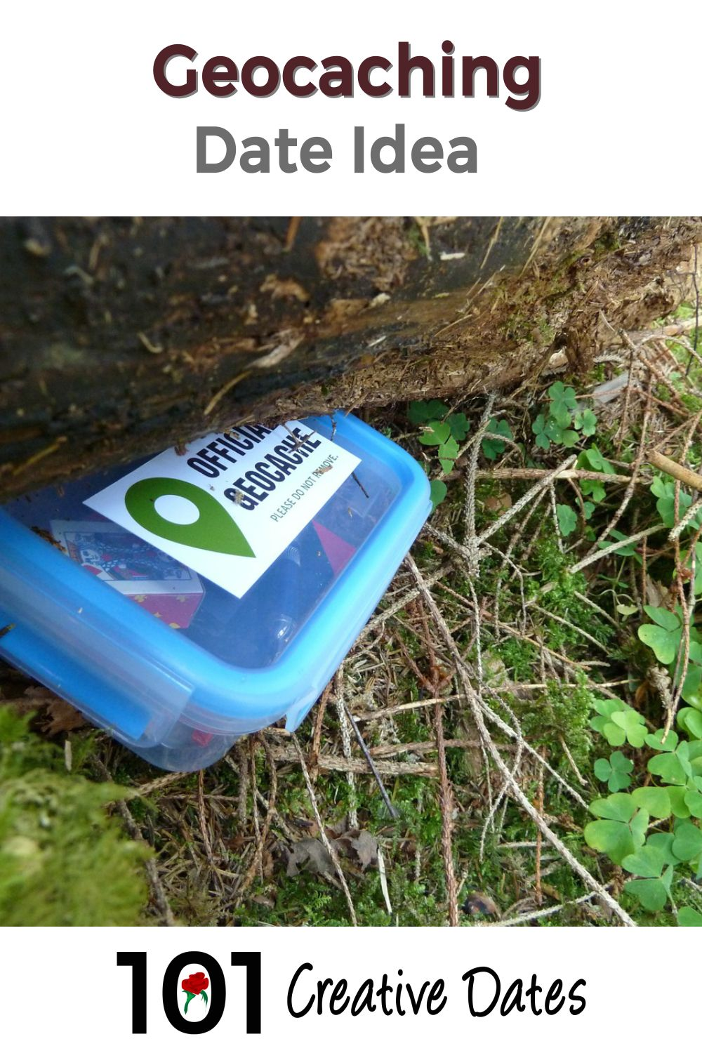 geocaching dating site