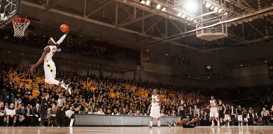 Briante Weber another word for HAVOC! Basketball, Vcu