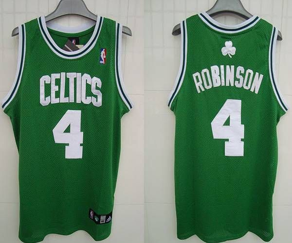 ... Celtics 4 Nate Robinson Embroidered Green White Number NBA Jersey! Only  20.50USD ... 764c33474