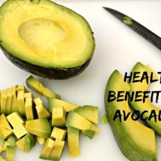 Health Benefits Of Avocados, Avocados are the good fat you need in your diet today!