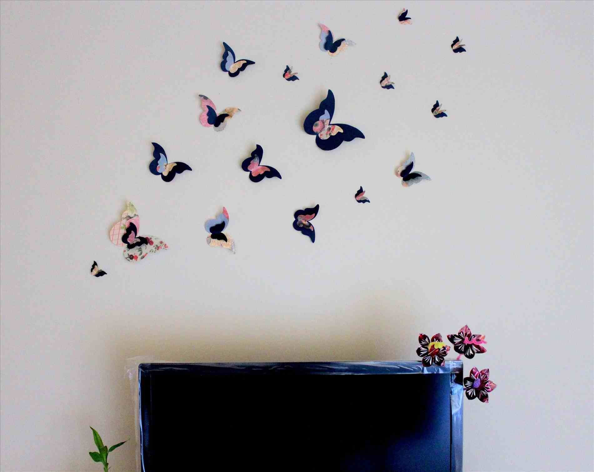 New Post Diy Wall Decor Ideas Butterfly Visit Bobayule Trending Decors
