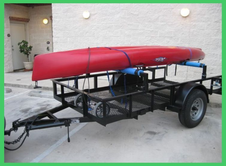 Need to haul two fishing kayaks and or two paddle boards