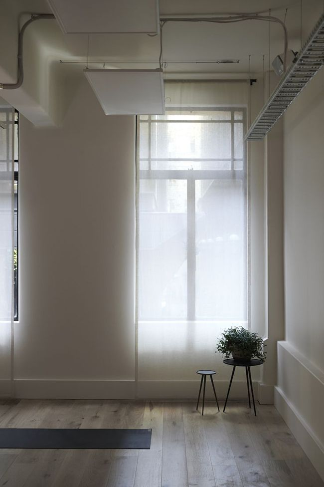 melbourne s move yoga designed by inimitable interior architects