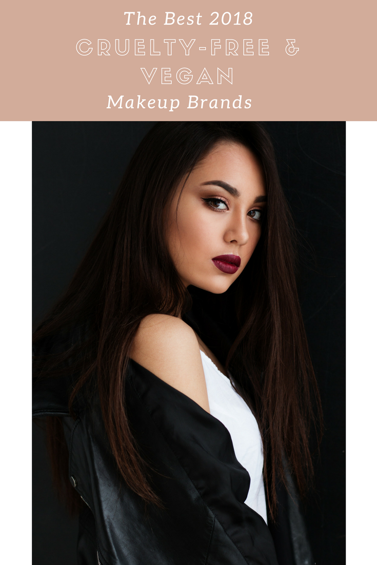 The Best 2018 Cruelty Free and Vegan Makeup Brands Vegan