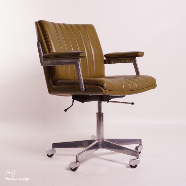 Vintage Design Bureaustoel.Girsberger Bureaustoel Home Furniture Home Decor