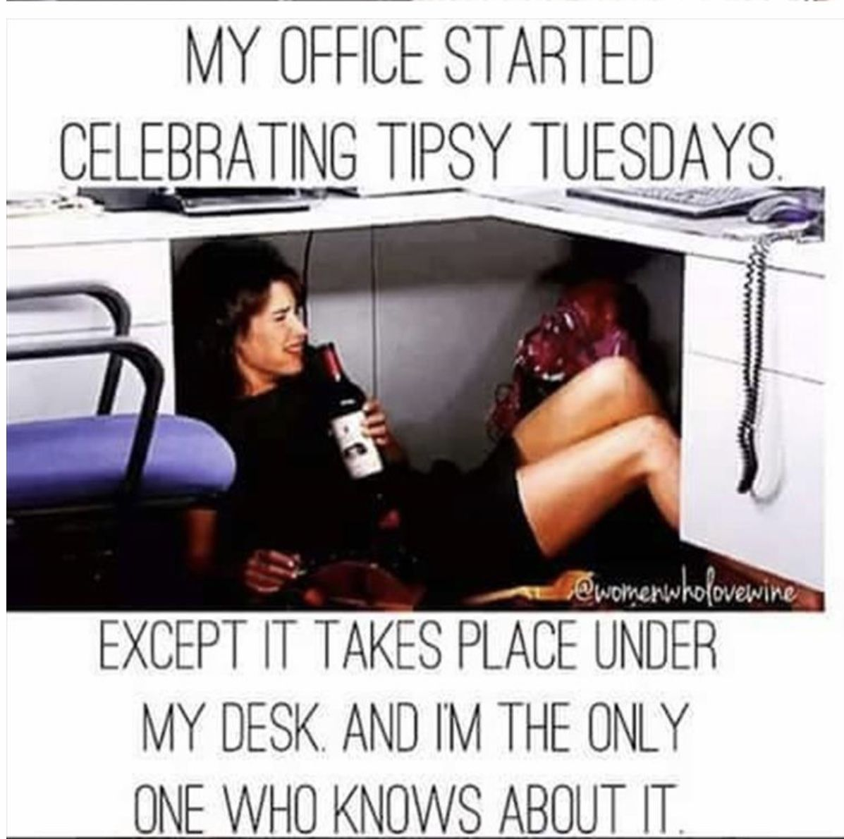 Tuesday meme image by Laura knowles on Make me Laugh in