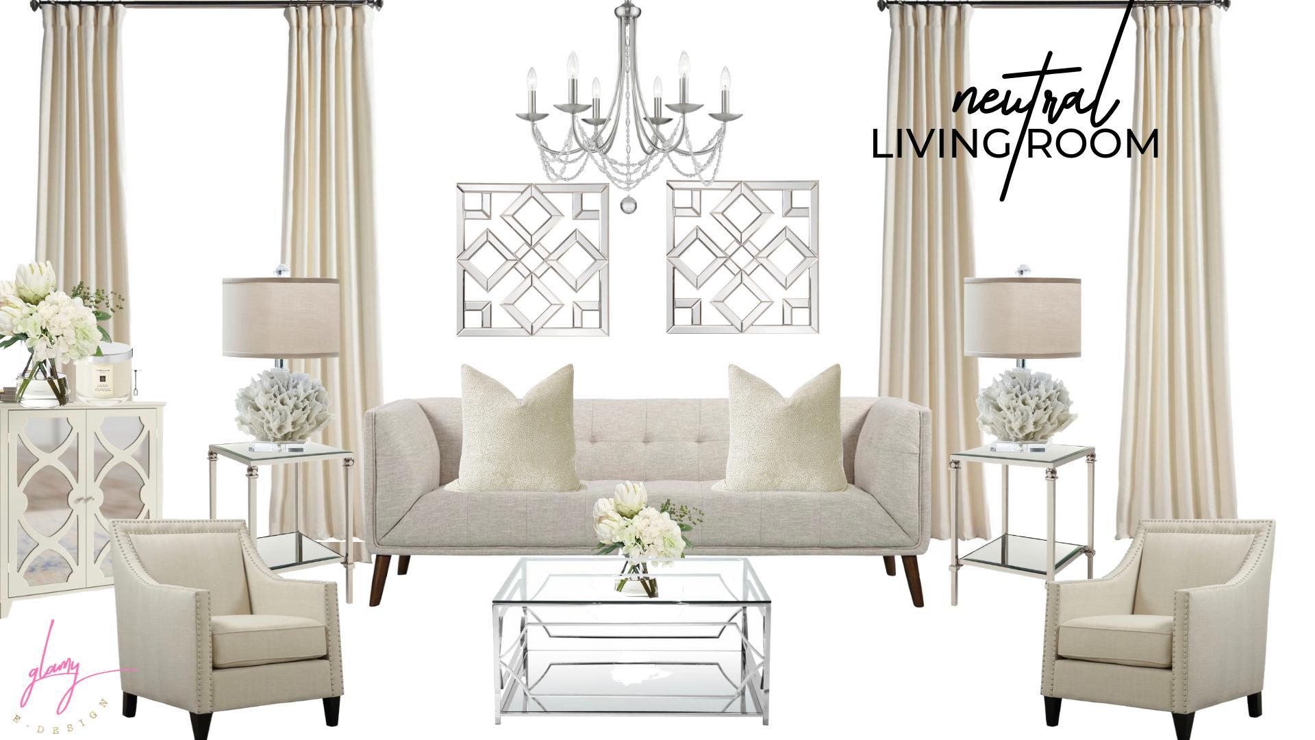 Neutral Living Room Design In 2020 Neutral Living Room Design Neutral Living Room Living Room Goals #warm #neutral #living #room
