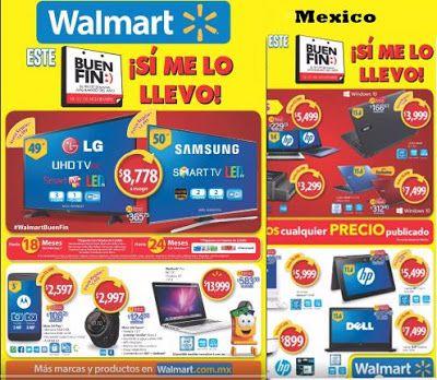 Walmart buen fin 2016 catalogo de ofertas outlets for Ofertas recamaras buen fin