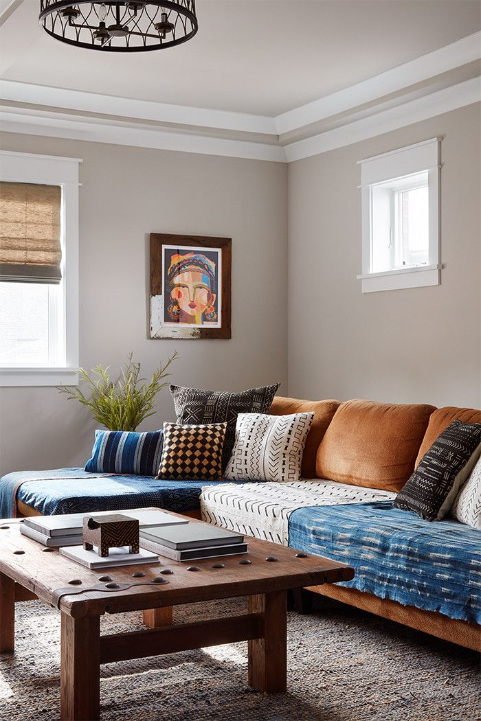 Help Designing A Room: This Is How A Hip Chicago Couple Decorates Their First