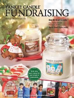 Christmas Fundraiser Catalog.Click On Picture To View The Fall Yankee Candle Catalog