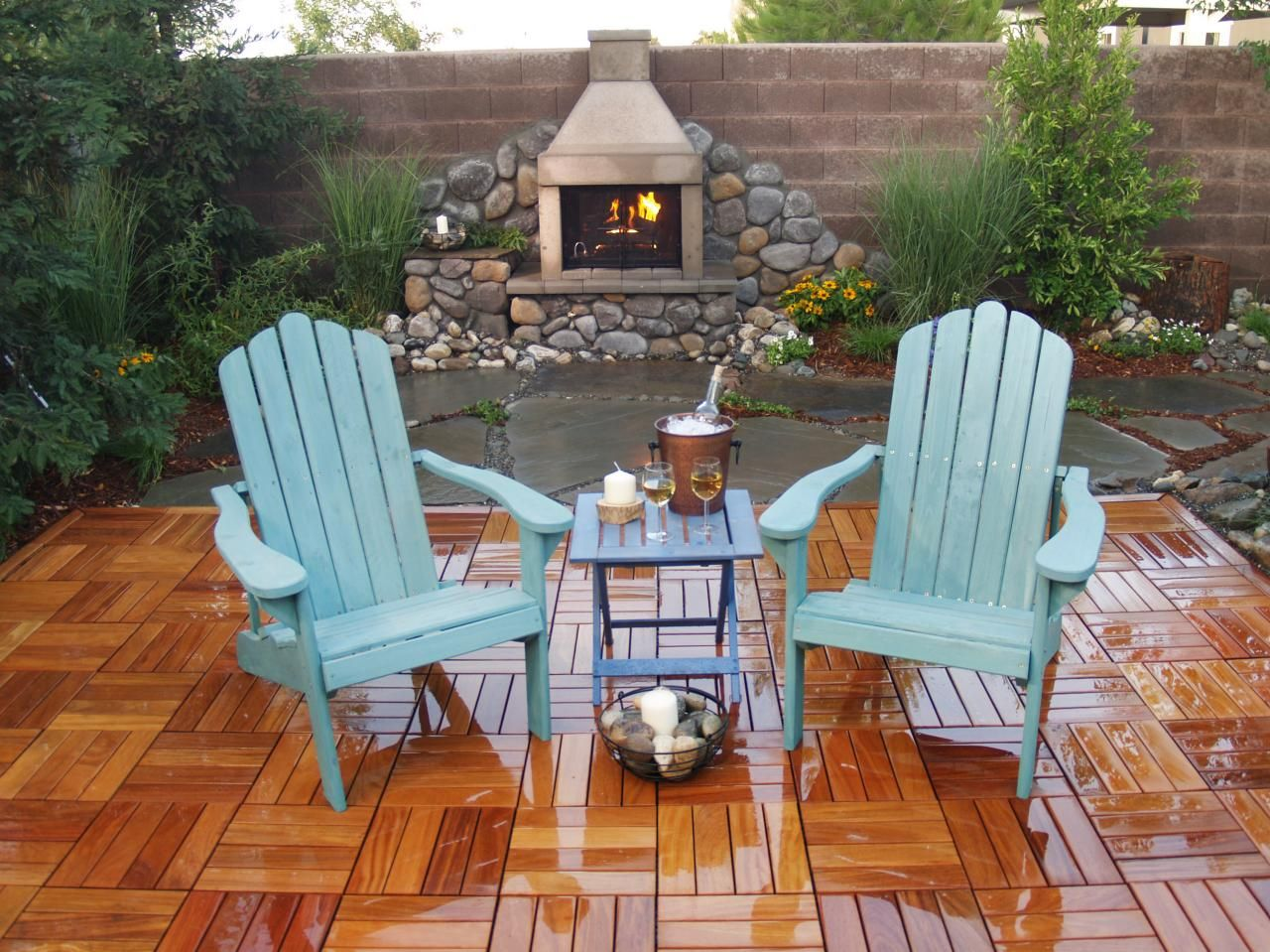 Outdoor Fireplaces and Fire Pits | Yard crashers, Outdoor structures ...