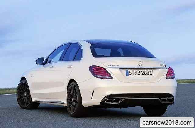 Sedan Mercedes Benz C63 Amg 2018 2019 With Images Mercedes