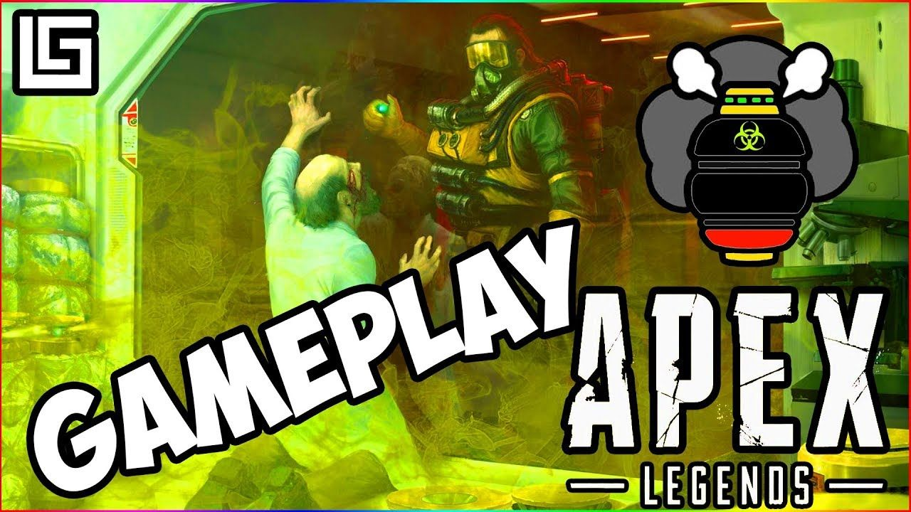 Apex Legends Gameplay Xbox One Apex Legends Gameplay Xbox One