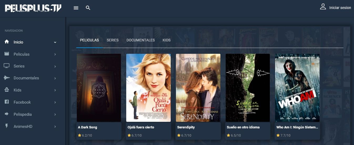 Las Mejores Páginas Para Ver Series Online Best Movie Sites Movie Sites Longest Movie