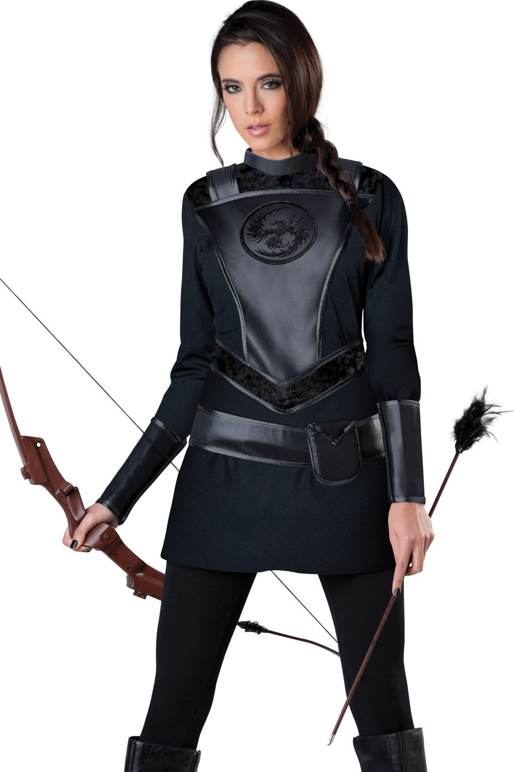 Shop fairytale costumes like this Warrior Huntress Costume at ...