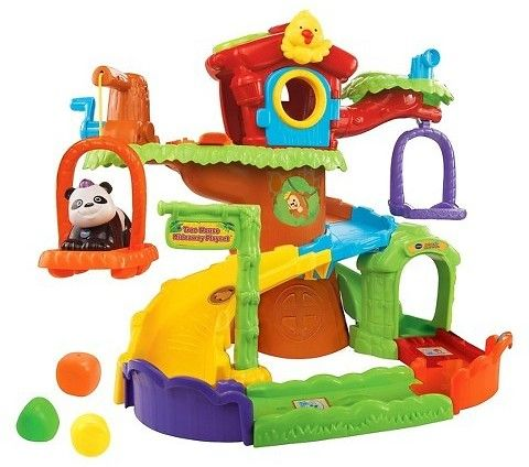 VTech Go! Go! Smart Animals - Tree House Hideaway Playset $12.78 (target.com) Coupons  #Deals  Read more: http://kwitsoft.com/vtech-go-go-smart-animals-tree-house-hideaway-playset-12-78-target-com-coupons/