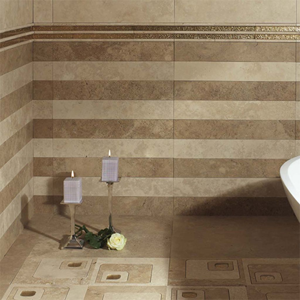 Contemporary Tile Design Tiles One Of 5 Total Photos Contemporary Bathroom Tiles Designs With Wall Tiles Design Bathroom Tile Designs Floor Tile Design