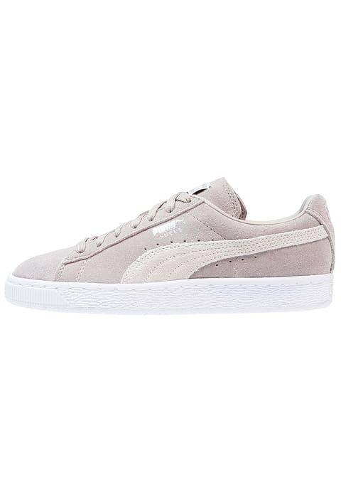 suede classic + sneaker - vintage khaki/puma white