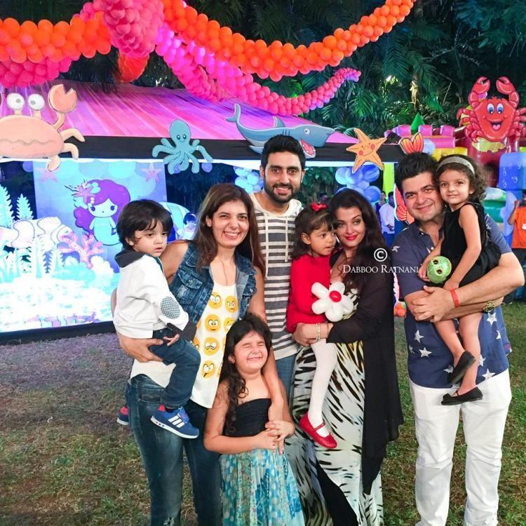 An inside peek to Aaradhya's Disney themed birthday party | PINKVILLA