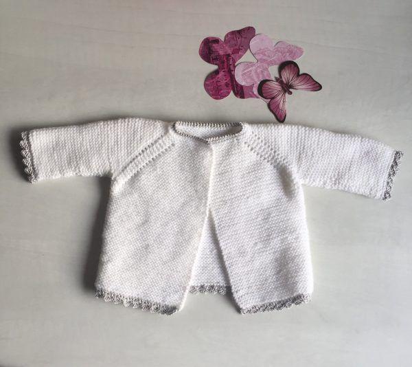 Jersey de ganchillo para bebe diy facil molan mis calcetas | Bebe ...