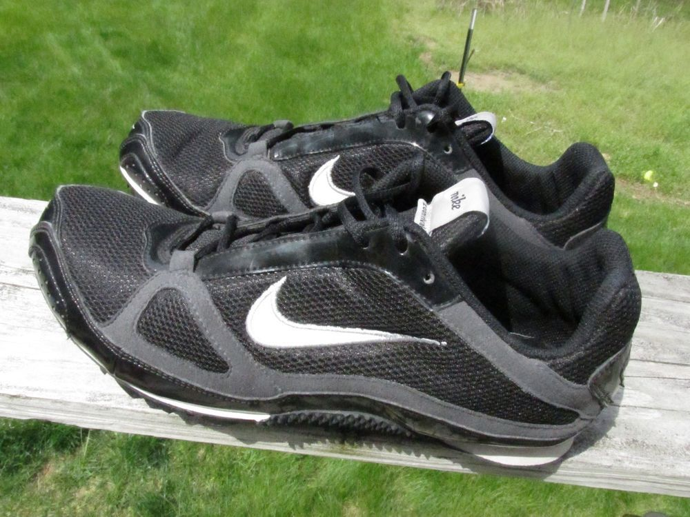 61cc878e44501 Nike Zoom Rival MD Bowerman Series Black Track And Field Running Shoes Sz  8.5  Nike  TrackField