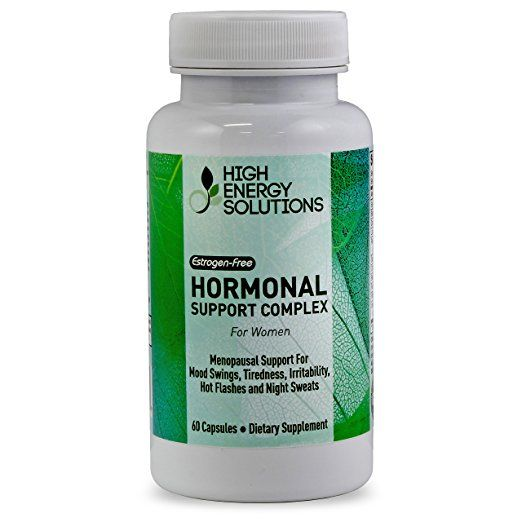 High Energy Solutions Hormonal Support Complex Full Review -7143