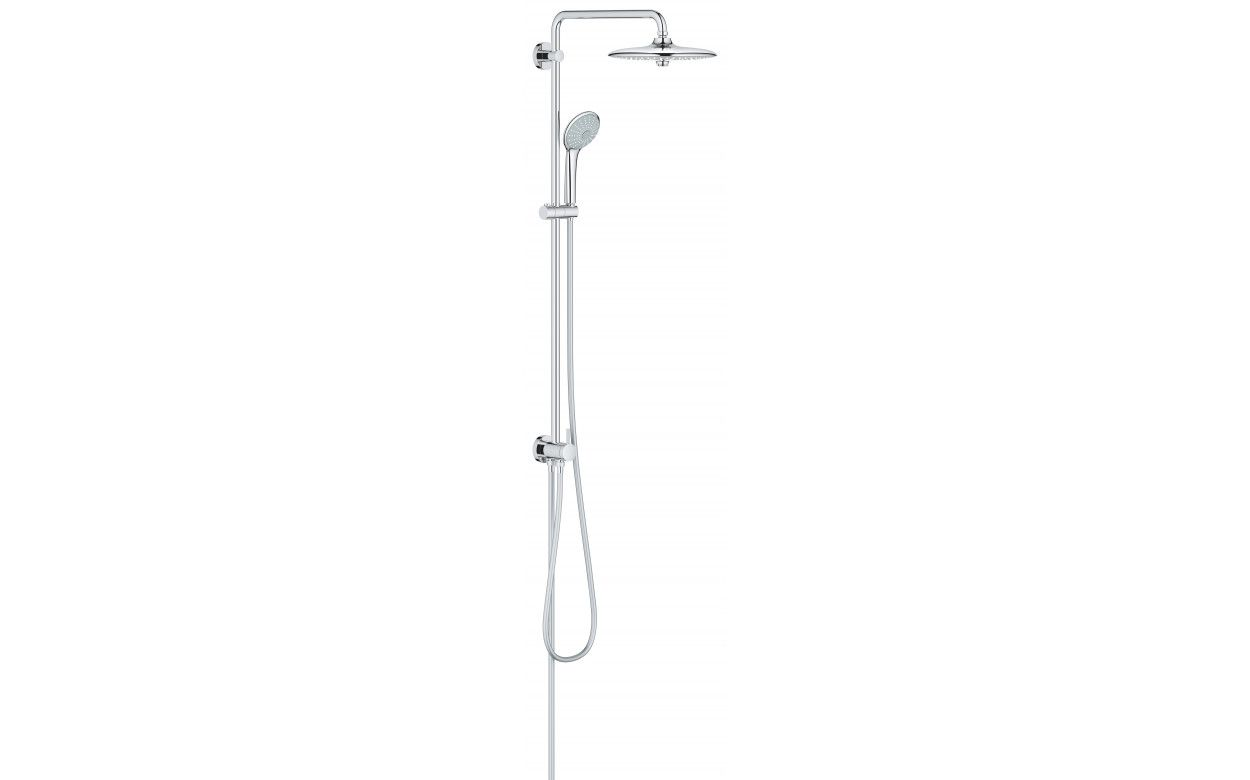 Grohe Euphoria Douchesysteem 180 Chroom Grohe Euphoria Douchesysteem Met Hoofddouche 26 Cm Chroom