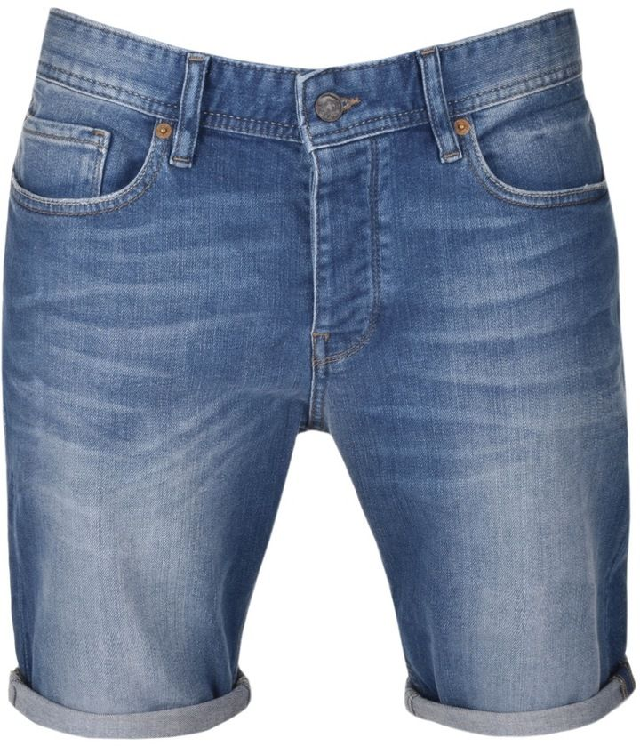 145cc639d HUGO BOSS Orange90 Denim Shorts Blue | M. Jeans & denim | Mens ...