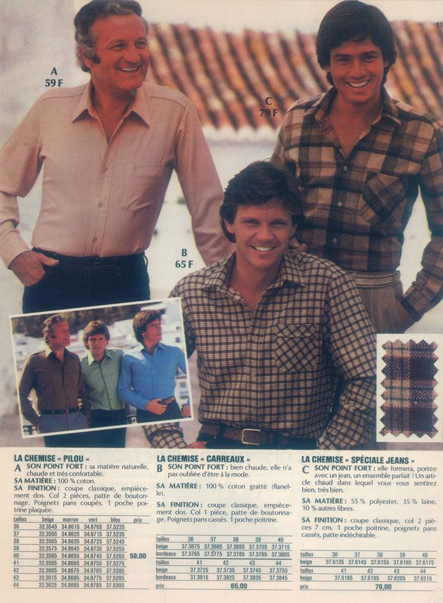 catalogue Automne Hiver 1980 #blancheporte