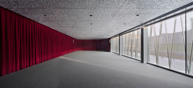 Vaíllo + Irigaray Architects, Daniel Galar Irurre, José Manuel Cutillas · Biomedical Research Center · Divisare